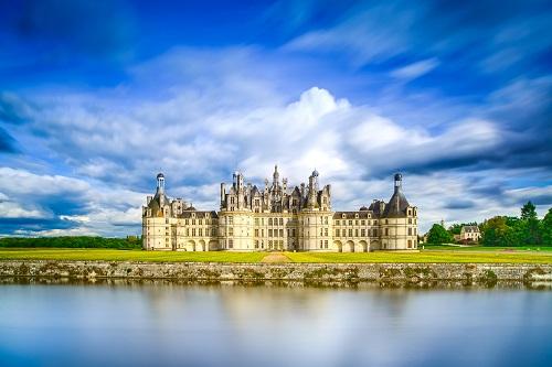 À la découverte du château de Chambord
